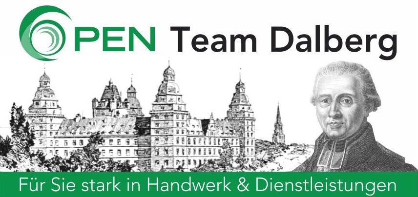 PEN Team Dalberg Logo